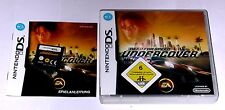 "NINTENDO DS SPIEL "" NEED FOR SPEED UNDERCOVER "" KOMPLETT"