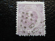 PAYS-BAS - timbre - Yvert et Tellier n° 26 obl (A2) stamp netherlands