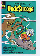 Uncle Scrooge #193 Whitman 1981