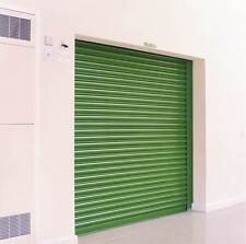 SECURITY ROLLER FIRE SHUTTER - 1, 2 or 4 hour rating