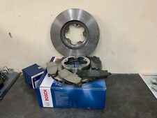 Ford Transit MK7 2006-2014 Front Brake Disc And Pads **BRAND NEW OEM BOSCH SET**