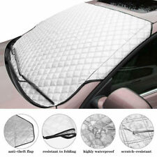 Car Windshield Snow Winter Ice Frost Guard Protector Sun Shield Cover