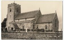 Northamptonshire; St James's Church, Sulgrave RP PPC, Unposted, Plain Back
