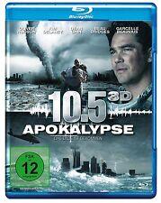 10.5 Apokalypse (3D Vers.) (Blu-ray) Kim Delaney, Dean Cain, John NEW Sealed