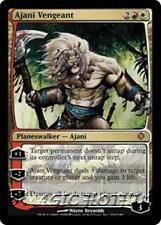 AJANI VENGEANT Shards of Alara MTG Gold Planeswalker MYTHIC RARE