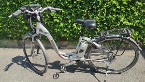 KTM E-Bike mit 36 Volt - 250 Watt - 12 Ah PANASONIC mit 8 Gang Schaltung