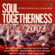 V.A. - Soul Togetherness 2003 (Vinyl 2LP - UK - Original)