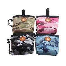 Portable Dog Walking Training Obedience Treat Pouch Snack Belt Bag for Pet Puppy