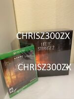"Life is Strange II 2 Collector's Edition XBOX ONE + 7"" Vinyl + Figure + Art Book"