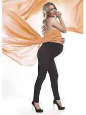 Fashion Maternity Trousers Pregnancy Skinny Long Warm Fleece Stretch Stefanie