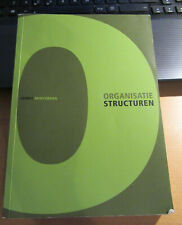 Organisatiestructuren -  Mintzberg (goed exemplaar / Nederlandstalig)