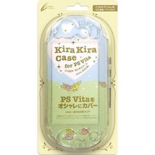 PS Vita CYBER ? twinkle case (for PCH-2000) princess clear