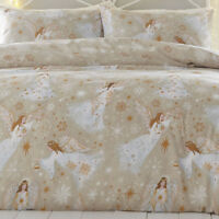 Moonlight Angels, Christmas King Size Bedding