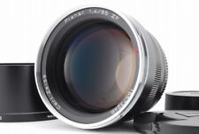 【B V.Good】 Carl Zeiss PLANAR T* 85mm f/1.4 ZF MF Lens for Nikon From JAPAN R3571