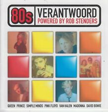 80's verantwoord CD Set Powered by Rob Stenders incl: Queen, John Lennon, Prince