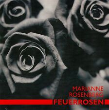 Marianne Rosenberg: fuoco Rose/CD