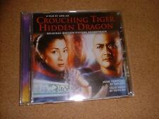 CROUCHING TIGER HIDDEN DRAGON : FILM SOUNDTRACK TAN DUN....CD ALBUM