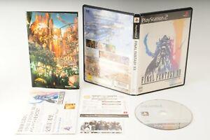Final Fantasy XII 12 PS2 PlayStation 2 Japan JP Game #829