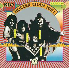 KISS : HOTTER THAN HELL (CD) Sealed