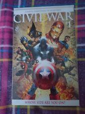 CIVIL WAR (2006) #1 - MICHAEL TURNER VARIANT (S) MARVEL COMICS AVENGERS