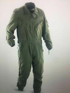 US MILITARY CVC Combat Crewmen Coveralls tankers Suit Flightsuit Nomex FR S M L