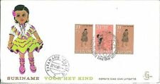 Postal History Surinamese Stamps