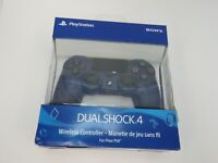 Sony DUALSHOCK 4 Wireless Controller for PlayStation 4 - Midnight Blue