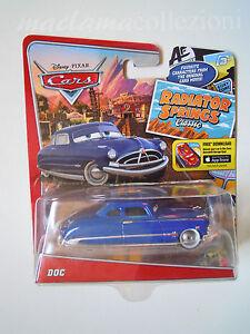Disney pixar cars Doc Fabulous Hudson Radiator Sprins classi mattel 1/55 maclama