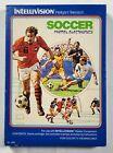 Soccer for Mattel Intellivision - Game/Box/Man/2OL