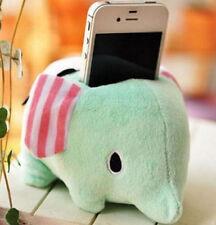 Fd4391 San-x Rilakkuma Sentimental Circus Elephant Plush Cell Phone Holder Gift
