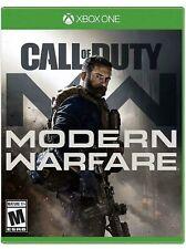 Call of Duty: Modern Warfare - Xbox One Brand New Sealed!