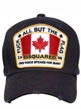 Cappello uomo Dsquared canada baseball visiera t shirt maglia
