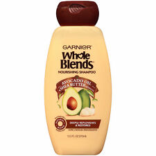 Garnier Whole Blends Shampoo w/ Avocado Oil & Shea Butter Extracts For Dry Hair