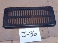 1981-1987 CHEVROLET GMC K10 1986 85 BEHIND SEAT CAB SPEAKER GRILLE GRILL MESH OE