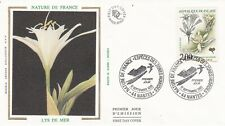 France 1992 FDC Flowers Of Ponds And Swamp yt 2766