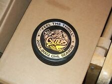 Erie Otters Puck