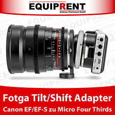 FOTGA Tilt/Shift Objektivadapter Canon EF / EF-S auf Micro Four Thirds (EQY82)