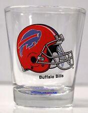 BUFFALO BILLS  ( Football Helmet Design ) SHOT GLASS