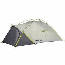 Salewa Litetrek Tent 2 | 3 Personen Halb-Geodätzelt Doppelwand-Zelt Kuppelzelt