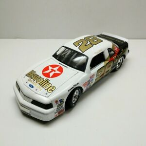 1987 Davey Allison Havoline Rookie Of The Year Ford ACTION NASCAR 1/24 Diecast