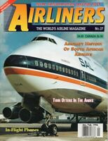 Airliners January/February 1996 Volume 9 Number 1 Issue 37 Magazine U