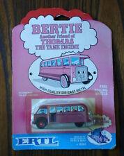 ERTL Thomas The Tank Engine & Friends Bertie Bus Die Cast Vintage 1984 On Card