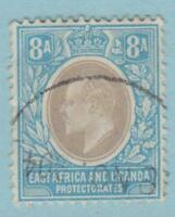 EAST AFRICA AND UGANDA 24 - NO FAULTS VERY FINE !