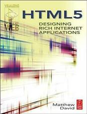 HTML5: Designing Rich Internet Applications (Visualizing the Web)-ExLibrary