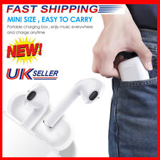 For iphone android I7s Wireless Bluetooth Earpiece sport Headset With Mic UK New