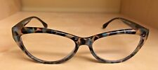 AJ Morgan Fanny Bro/teal Tort Reading Glasses 53757 Strength 2.75