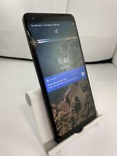 Rotto Google Pixel 2 XL Smartphone Sbloccato 64GB Nero ** LEGGERE DESCRIZIONE **
