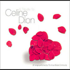 TRIBUTE TO CELINE DION / VARIOUS NEW CD
