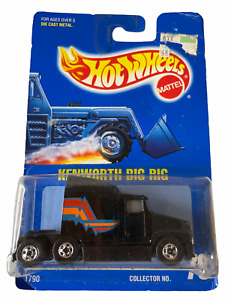 Hot Wheels Kenworth Big Rig - Workhorses VINTAGE - Combined Postage Available
