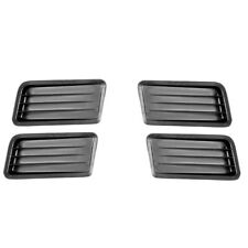 Quarter Panel Ornaments Set of 4 1967 Ford Mustang Dynacorn MSQP67-3